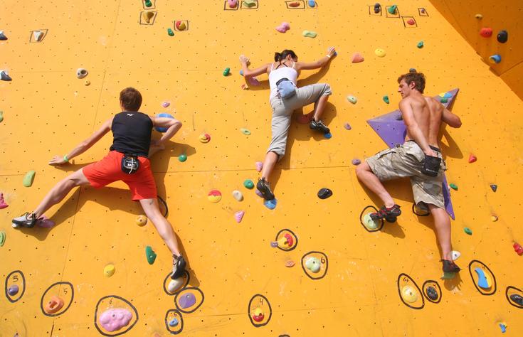 ボルダリングサークルで一緒に登る仲間を作ろう!