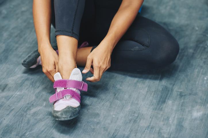 【連載】ボルダリング女子の悩み第10回・「足使いが上手くなるためには?(女子ならでは)」