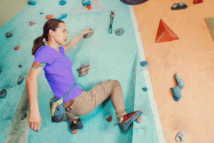 【連載】ボルダリング女子の悩み第16回・「登っているときにお尻を見られるのが恥ずかしい」