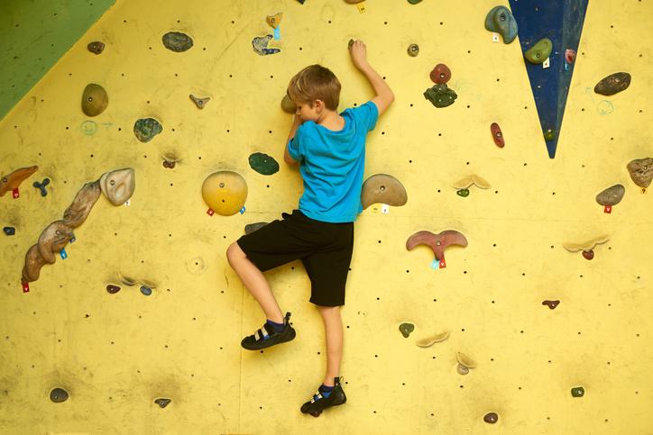 子供だってやりたいボルダリング! 色々な楽しみ方をご紹介します!
