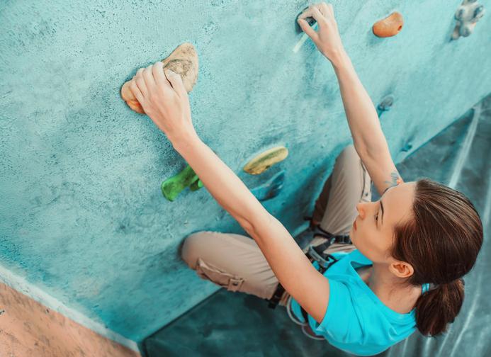 【連載】ボルダリング女子の悩み第21回・「ダイエット効果を期待していたけどなかなか体重が減らない」