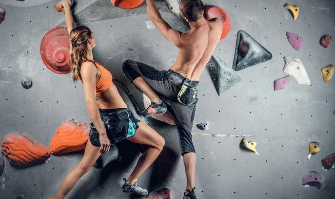 外岩でのボルダリングにおける必需品、マットについてご紹介!