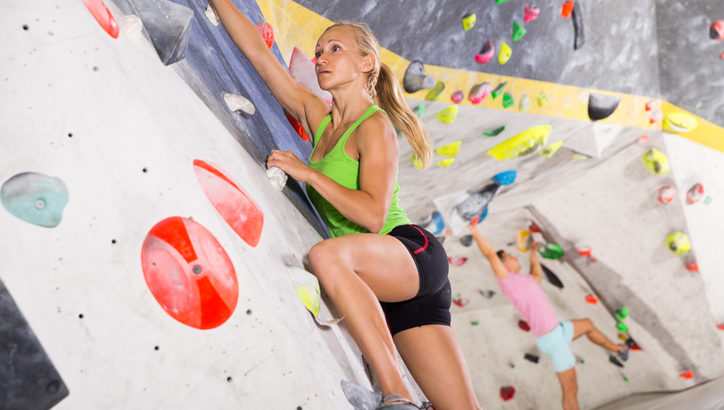 ボルダリングのための手のひらテーピングで痛みを防ぐ。マメ予防の巻き方を紹介