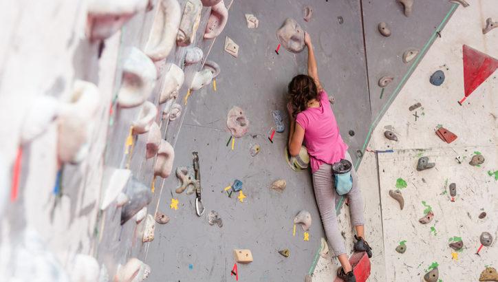 【連載】ボルダリング女子の悩み第5回・「生理中で登ると、漏れないか心配になる……」