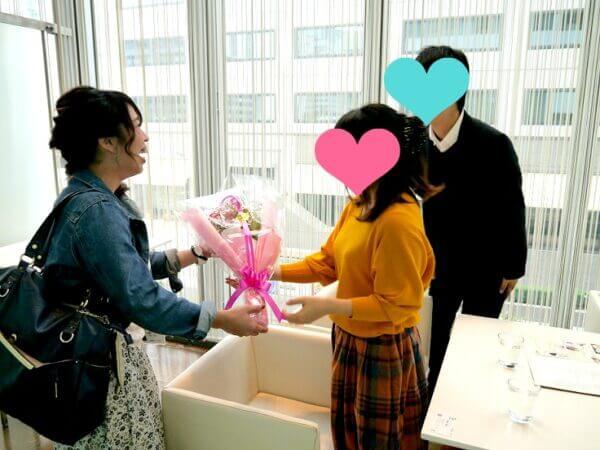 感動実話!開催した趣味活で出会ったカップルが婚約!嬉しくて会ってきた件。
