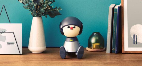 【2021年販売】癒しをくれる会話ロボット「charlie」の特徴と効果3つ
