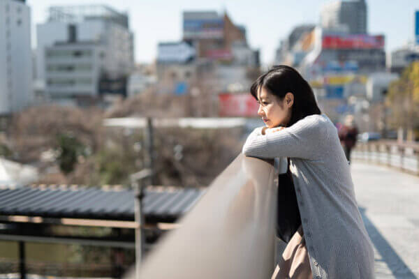一人が寂しい…孤独を克服する5つの対処法