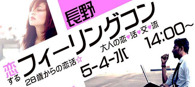 【長野県その他のプチ街コン】LINEXT主催 2016年5月4日