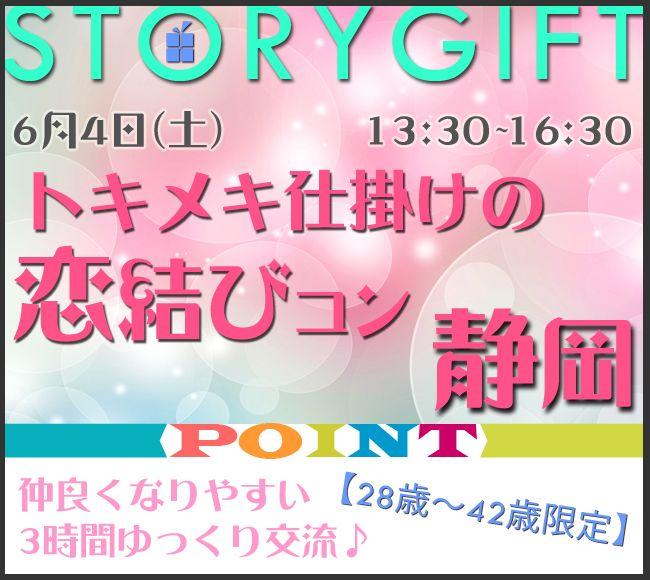 【静岡県その他のプチ街コン】StoryGift主催 2016年6月4日