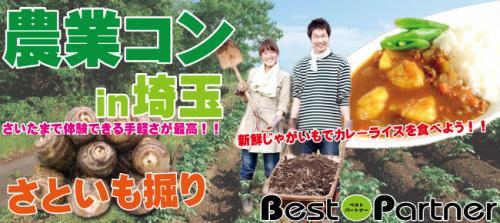【さいたま市内その他のプチ街コン】ベストパートナー主催 2016年9月25日