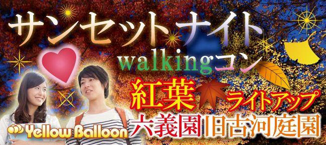 【東京都その他のプチ街コン】イエローバルーン主催 2016年11月19日