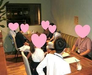 【名古屋市内その他のプチ街コン】株式会社青山新聞店主催 2017年8月20日