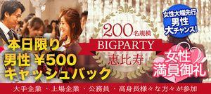 【恵比寿の恋活パーティー】Luxury Party主催 2017年2月25日