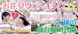 【東京都その他のプチ街コン】イエローバルーン主催 2017年3月26日