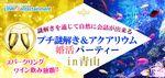 【青山の婚活パーティー・お見合いパーティー】街コンダイヤモンド主催 2017年6月18日