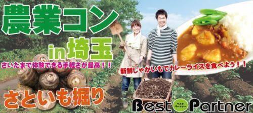 【さいたま市内その他のプチ街コン】ベストパートナー主催 2017年9月10日