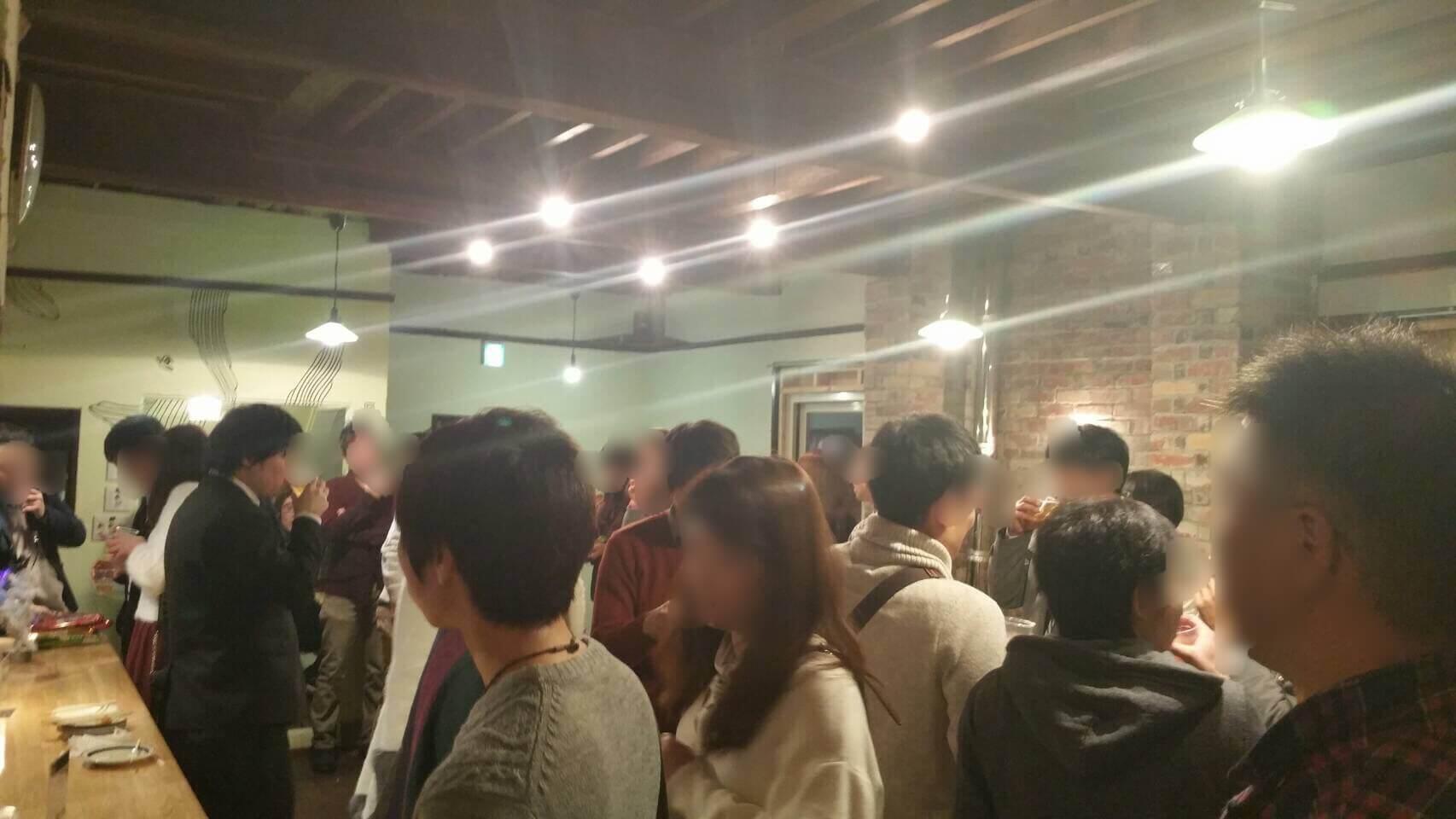 【札幌市内その他の恋活パーティー】一般社団法人むすび主催 2017年8月25日