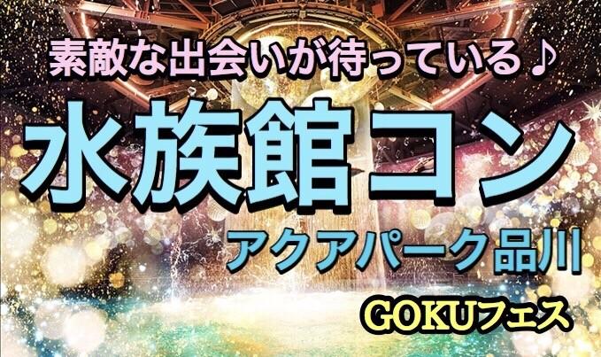 【品川のプチ街コン】GOKUフェスジャパン主催 2017年10月26日