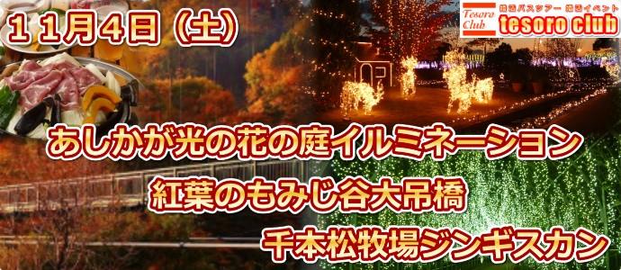 【池袋のプチ街コン】tesoro club主催 2017年11月4日
