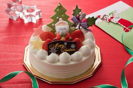お菓子教室で自分磨き♪ クリスマスデコレーションケーキ教室