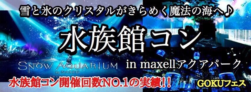 【品川のプチ街コン】GOKUフェスジャパン主催 2018年1月11日