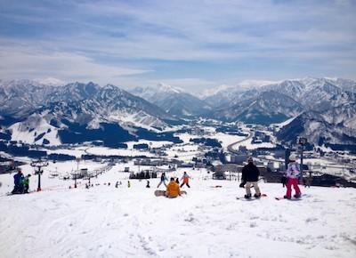 神立高原スキー場へ1泊2日で行くスキー&スノーボードツアー!