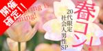 【高崎の恋活パーティー】株式会社Vステーション主催 2018年4月29日