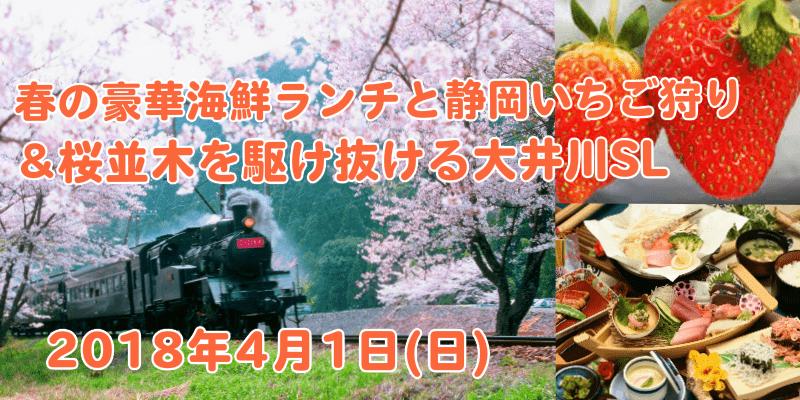 【名駅のプチ街コン】恋旅企画主催 2018年4月1日