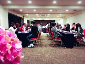 4月30日(月・祝)GW・SP第5弾!【第17回】『Talk&トーク』@20代中心♪1対1の婚活個別会話が嬉しい