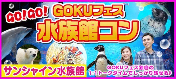 【東京都池袋の体験コン・アクティビティー】GOKUフェス主催 2018年6月6日
