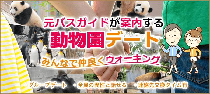 【上野動物園】元バスガイドが案内する動物園ウォーキングデート☆彡動物好き集まれ!20歳~35歳限定♪