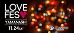 【山梨県甲府の恋活パーティー】合同会社Airdiver主催 2018年11月24日