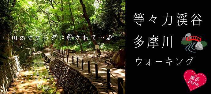 落ち着いた風景、緑あふれる自然の中で出会う♪等々力渓谷&多摩川ウォーキング!【等々力】