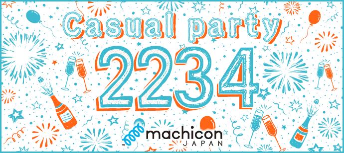 2234TENJIN  Casual party