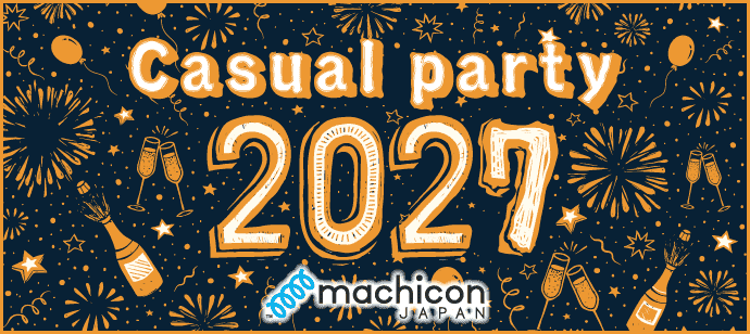 2027TENJIN  Casual party