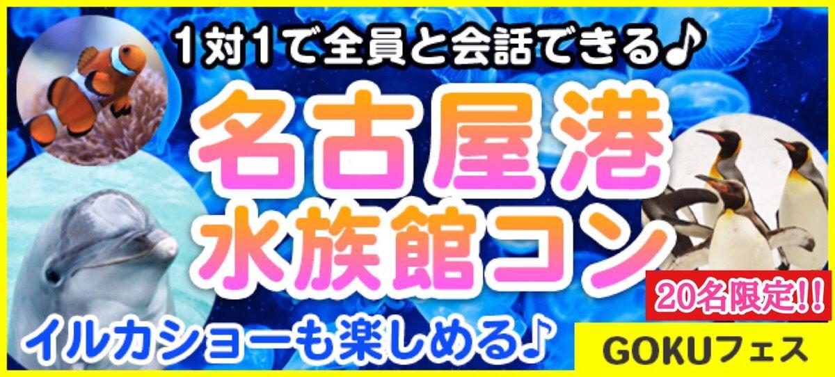 【愛知県名古屋市内その他の体験コン・アクティビティー】GOKUフェス主催 2019年4月29日