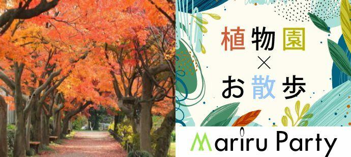 【紅葉の季節がやってきた♡】まるでジブリの世界に来たような気分♡ 目黒自然教育園ウォーキングコン☆