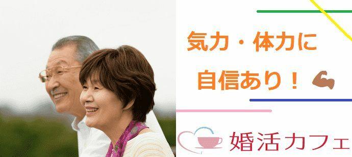 【東京都新宿の婚活パーティー・お見合いパーティー】婚活カフェ主催 2021年11月3日