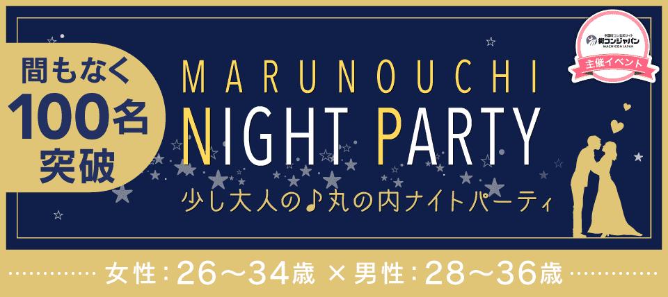 【丸の内の恋活パーティー】街コンジャパン主催 2015年9月13日