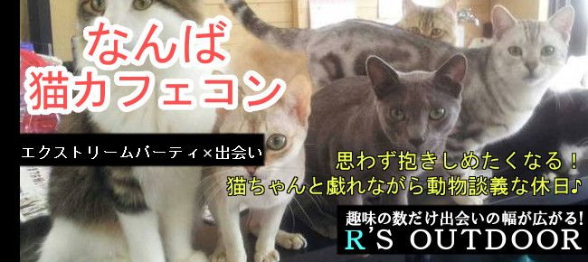 【大阪府その他のプチ街コン】R`S kichen主催 2015年9月27日
