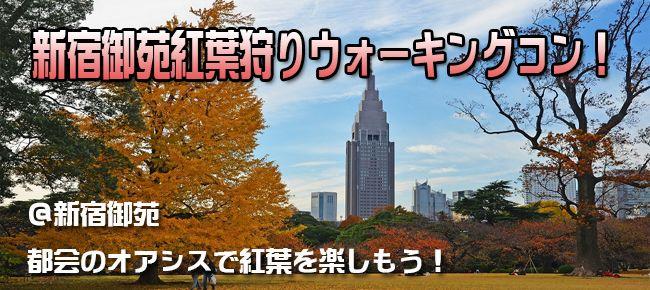 【新宿のプチ街コン】e-venz(イベンツ)主催 2015年11月22日