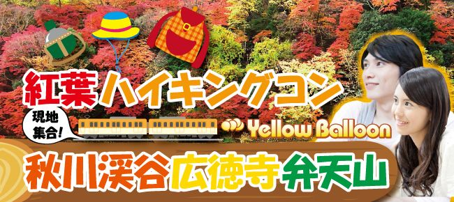 【東京都その他のプチ街コン】イエローバルーン主催 2015年11月15日