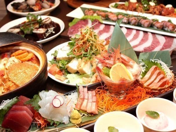 宴会コース料理のイメージ