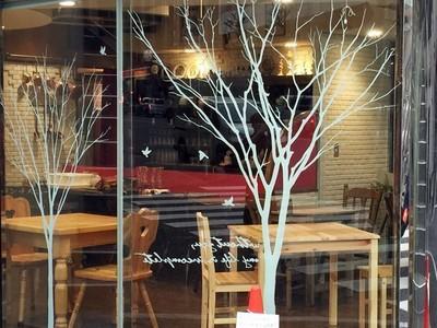テイラースウィートカフェの外観