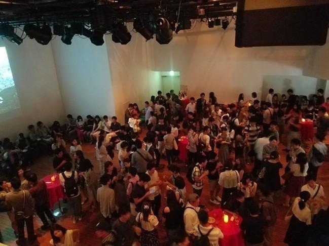 代官山400名参加の弊社大規模イベント