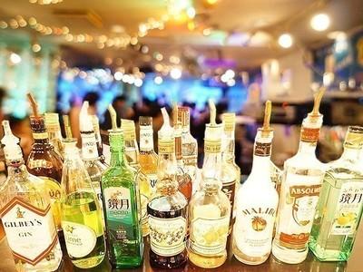 アルコール 呑み放題♪