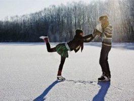 初心者もOK | 爽快冬の定番スポーツ!アイススケート