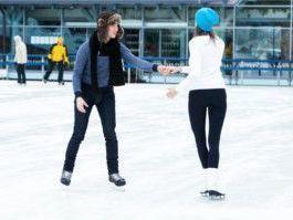 会話のきっかけも多い | 爽快冬の定番スポーツ!アイススケート