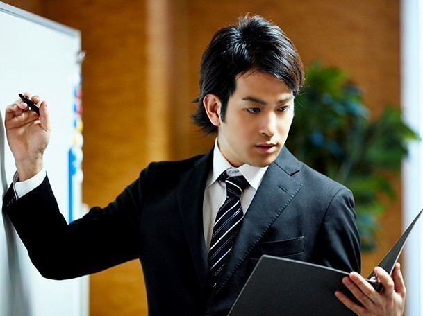 憧れの有名大卒/大手企業勤務男子