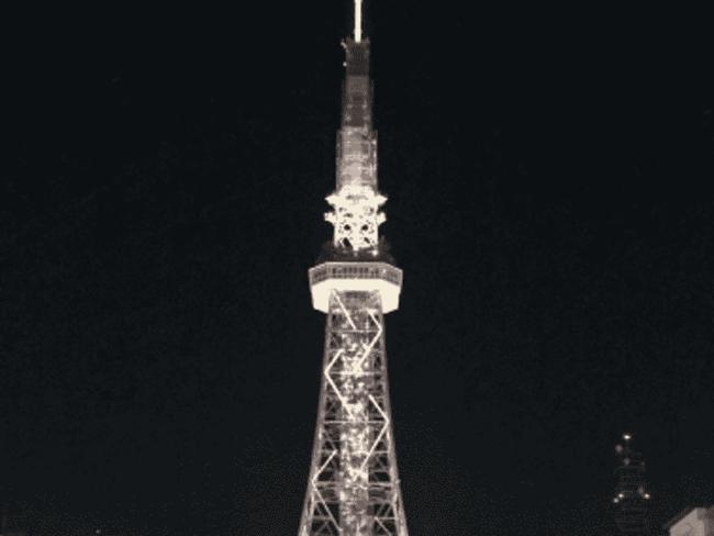 ★名古屋テレビ塔展望台に上ります。